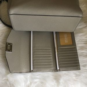 Michael Kors Bags - New Michael Kors Cassie Backpack & Matching wallet
